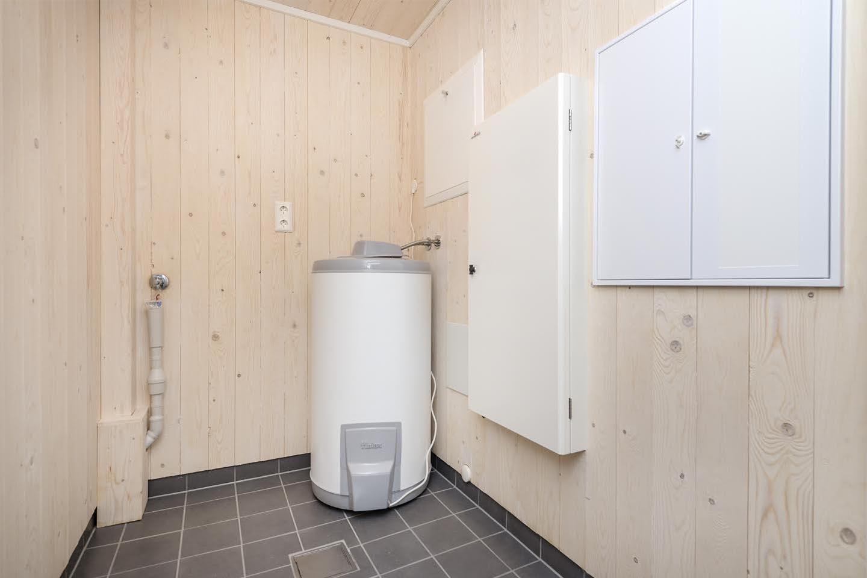 Installasjon av varmtvannstank